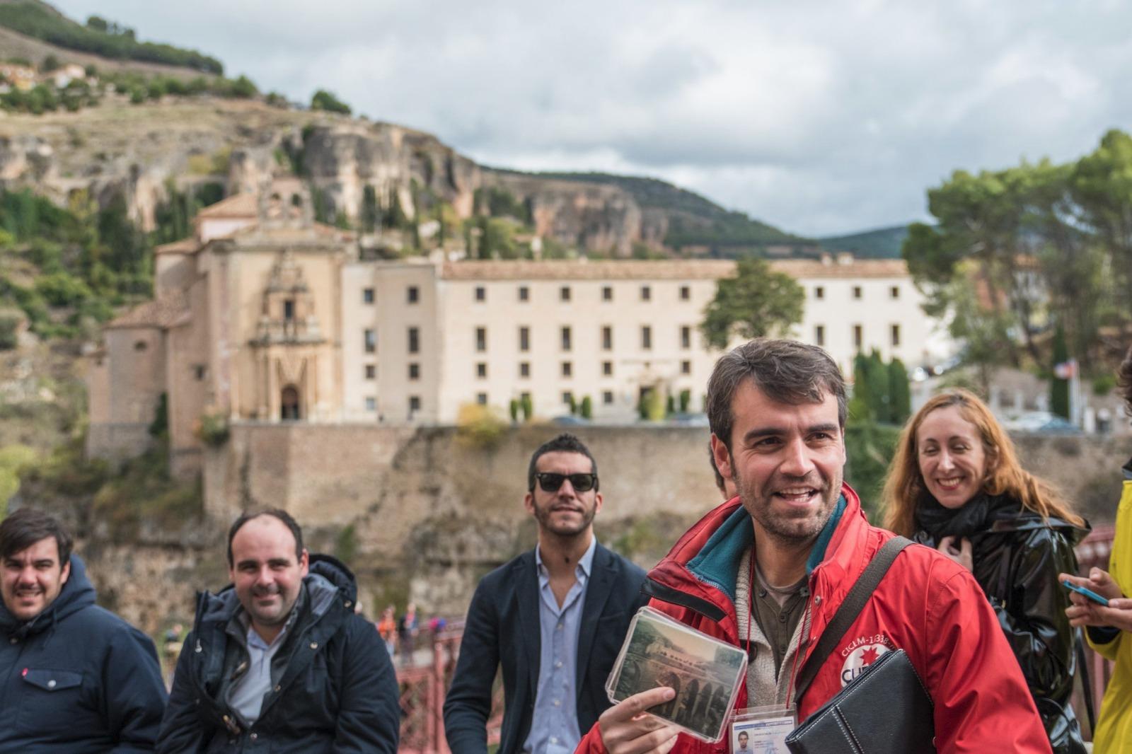 guias oficiales de turismo cuenca